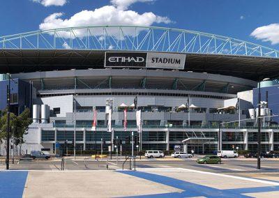 Etihad Stadium, Melbourne – Commercial Upgrade