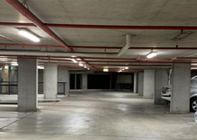 Darlington Apartments Piermont – Car Park & Fire Stairs Lighting